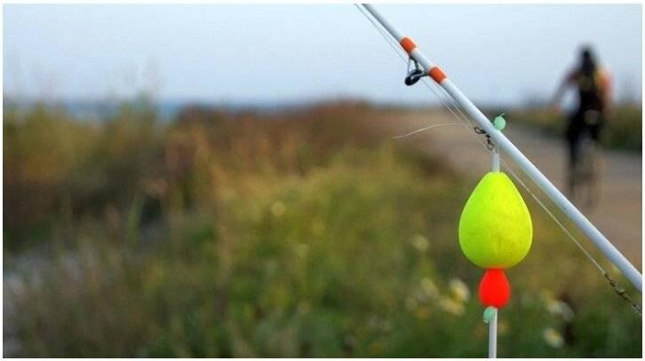 Школа рыбалки. класс поплавочной ловли