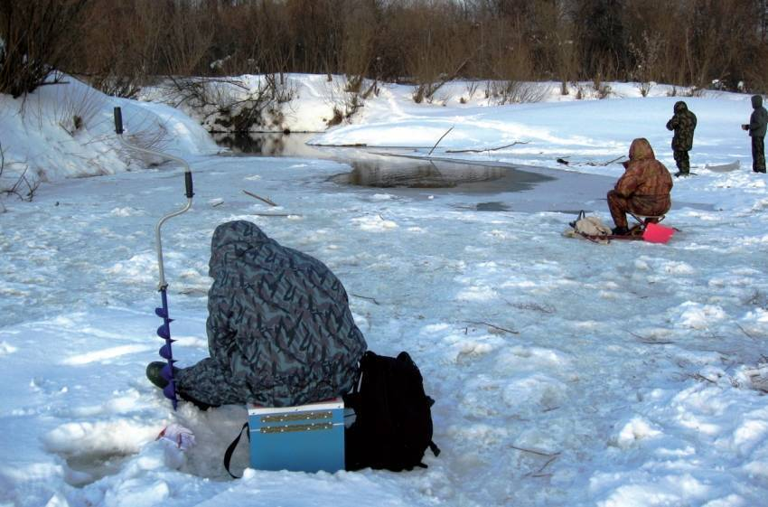 Ловля ельца зимой на течении: приманки для рыбалки на малых реках, видео