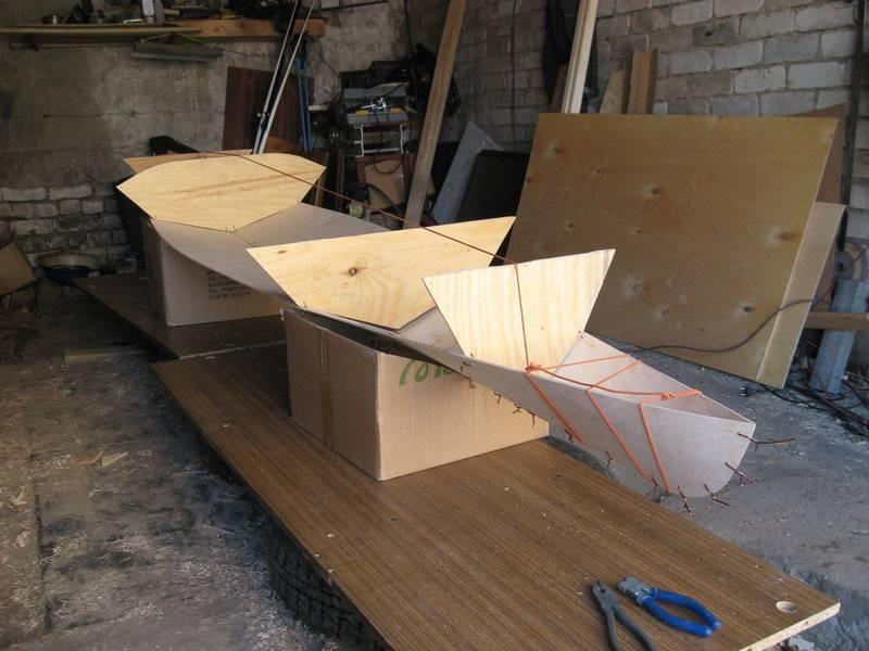Каяк из фанеры: видео-инструкция как сделать своими руками, особенности изготовления плоскодонок, байдарок, яхт, чертежи, цена, фото