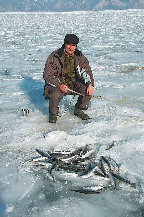 Рыбалка в иркутской области: места и особенности