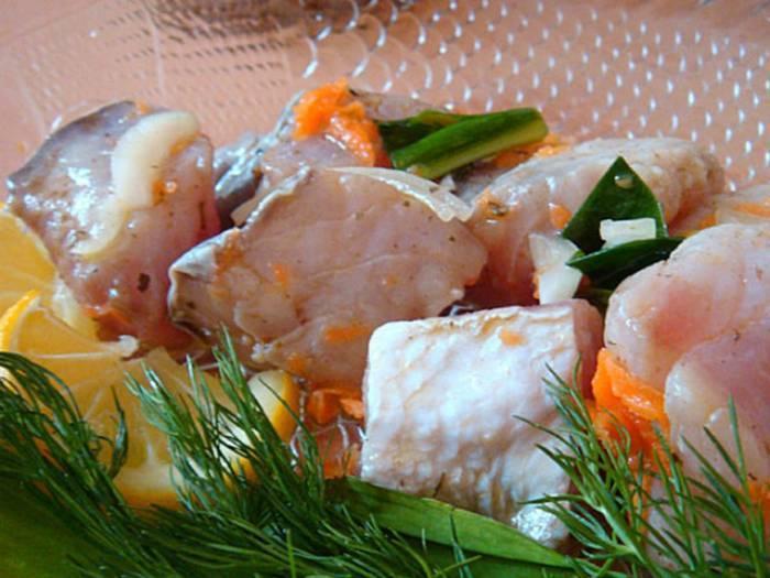 Маринованный толстолобик по рецепту с фото