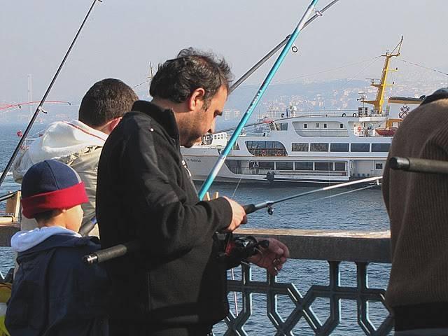 Рыбалка в турции (в сиде, алании, кемере), как ловить с берега