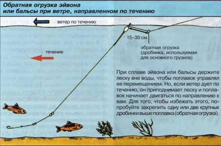 Поплавок на карася: для стоячей воды и течения, огрузка и вес