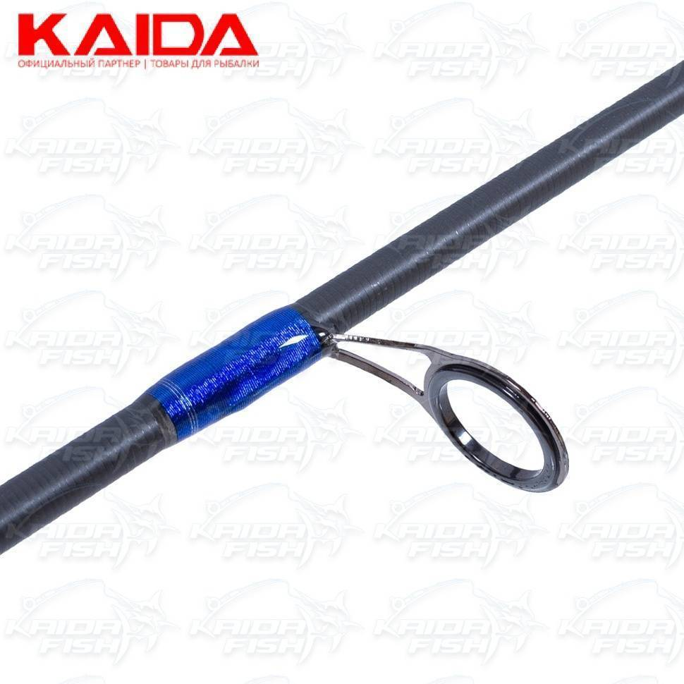 Спиннинги kaida — достоинства и недостатки