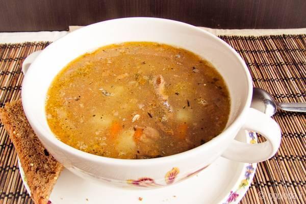 Суп из консервированной сайры – гениальная простота и потрясающий вкус: рецепт с фото и видео