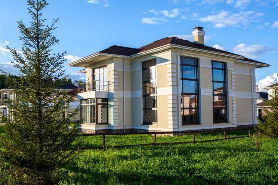 Коттеджи на новой риге, купить готовые дома на новорижском шоссе (направлении)