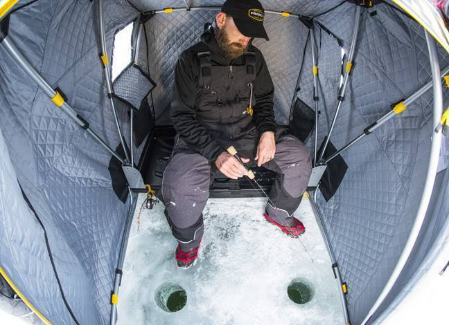 Палатка для зимней рыбалки своими руками палатка для зимней рыбалки своими руками