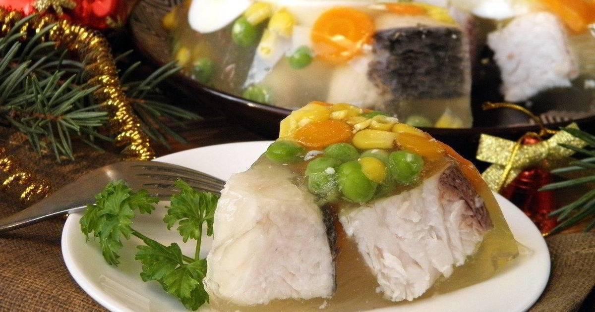 Заливное из рыбы — простые и вкусные рецепты для праздничного стола