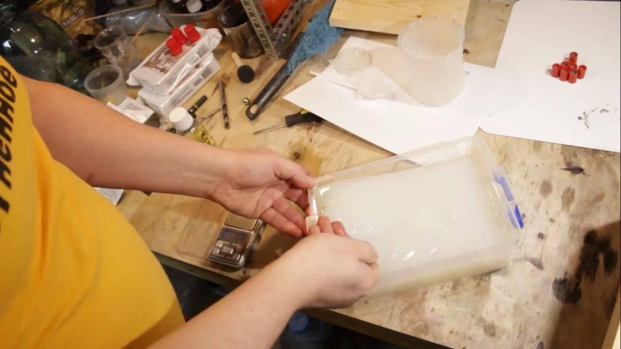 Как сделать силиконовую форму: 125 фото и видео изготовления формы из силикона