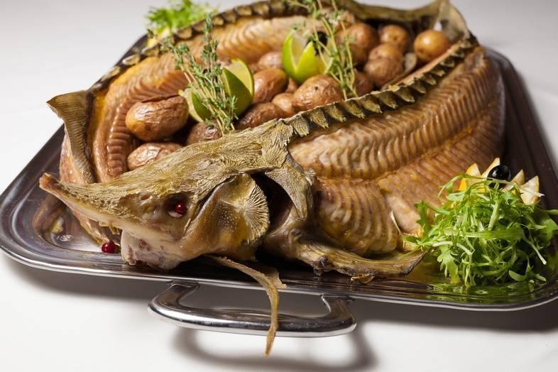 """Рыба """"царская"""" – кулинарный рецепт"""