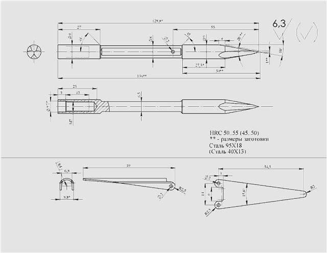Гарпун / подводное ружье / подводный арбалет своими руками