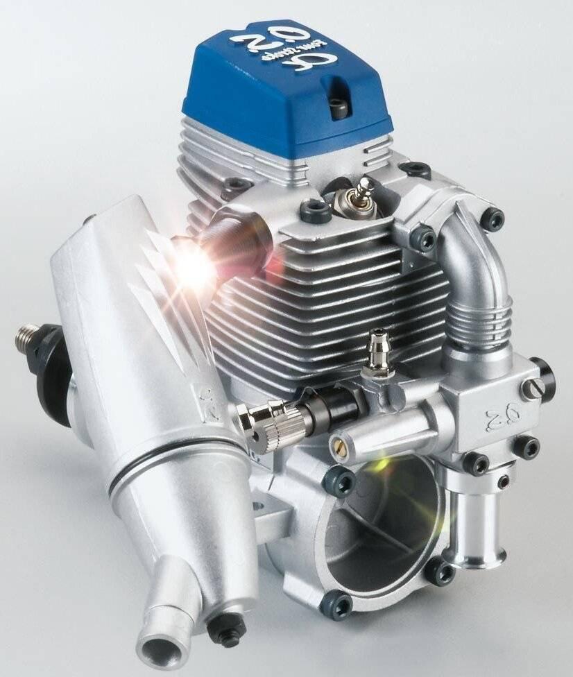 Разница между двухтактным и четырехтактным мотором