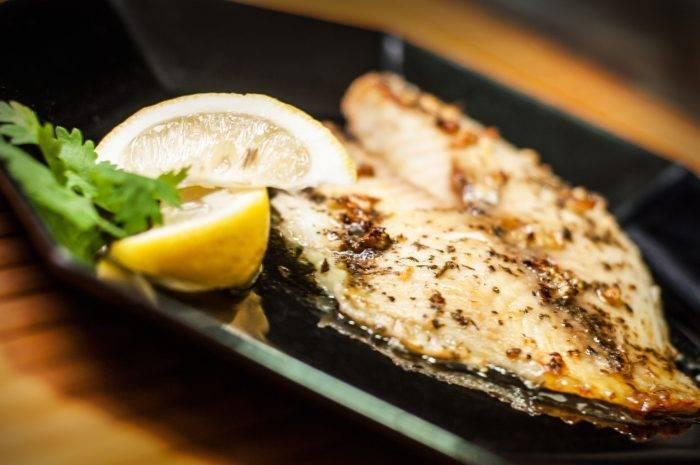 Как жарить зубатку на сковороде: пошаговые рецепты