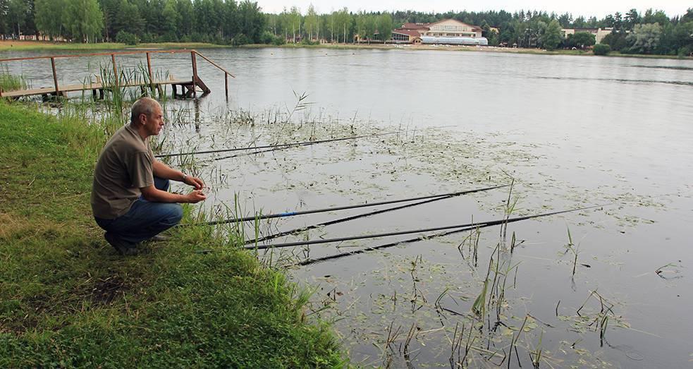 Рыбалка в ногинске,электростали
