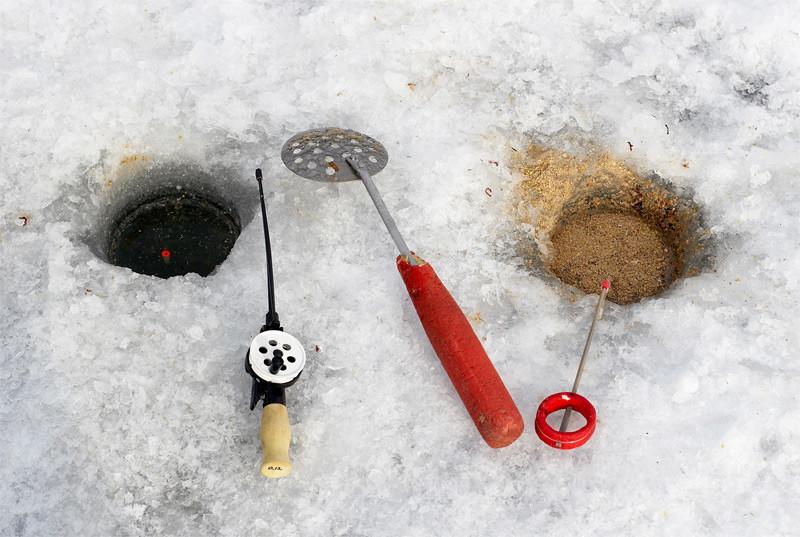Хитрости удачной рыбалки - на рыбалке!
