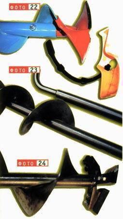 Инструмент первой необходимости: бур для зимней рыбалки!
