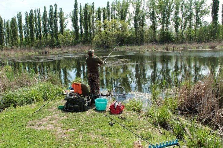 Краснодарское водохранилище: отдых, рыбалка и история строительства